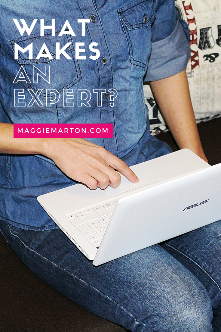 What makes an expert?