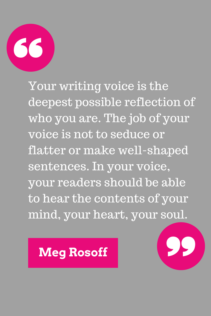 Writing Inspiration _ Meg Rosoff