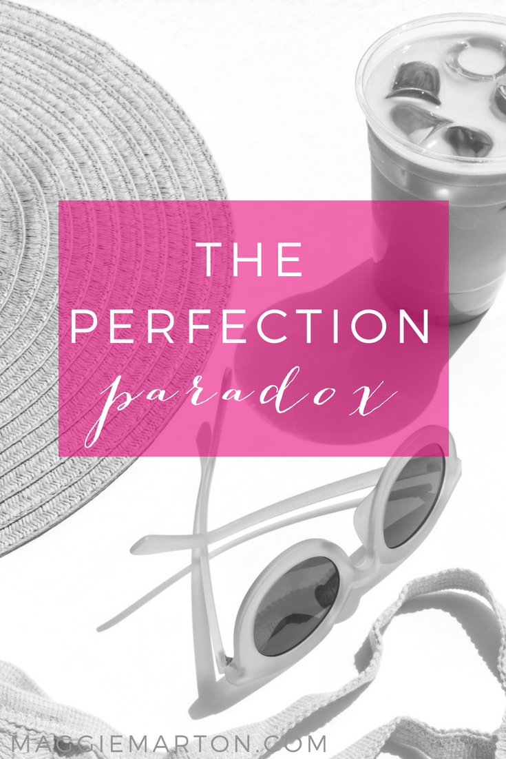 The Perfection Paradox