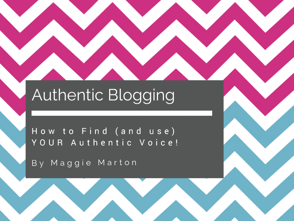 Authentic Blogging eBook