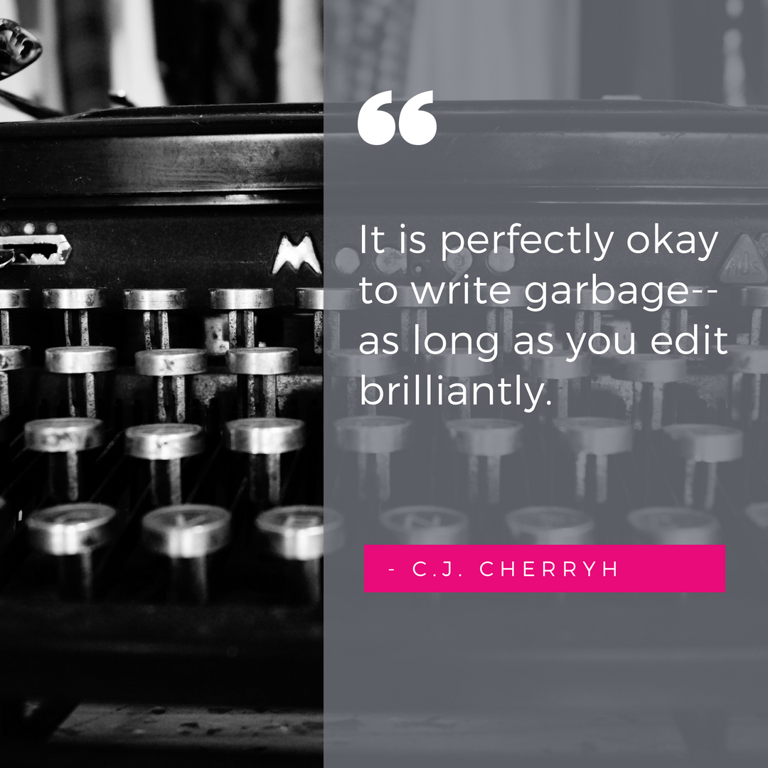 Writing Inspiration | CJ Cherryh