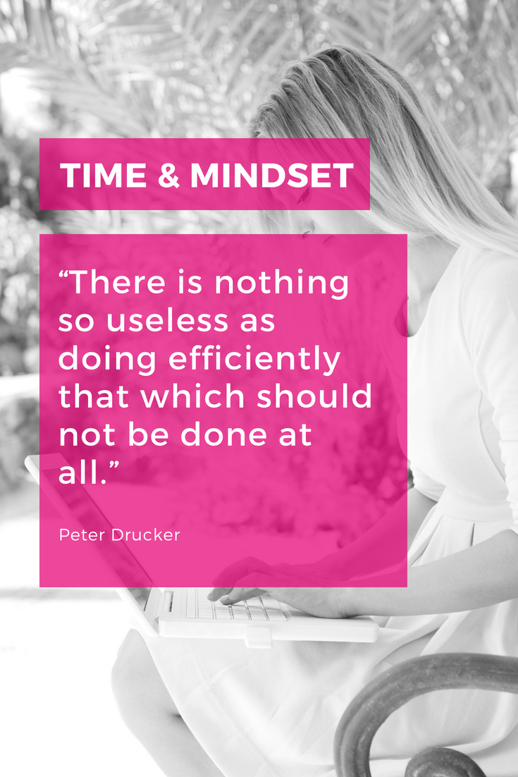 Time Management and Mindsets