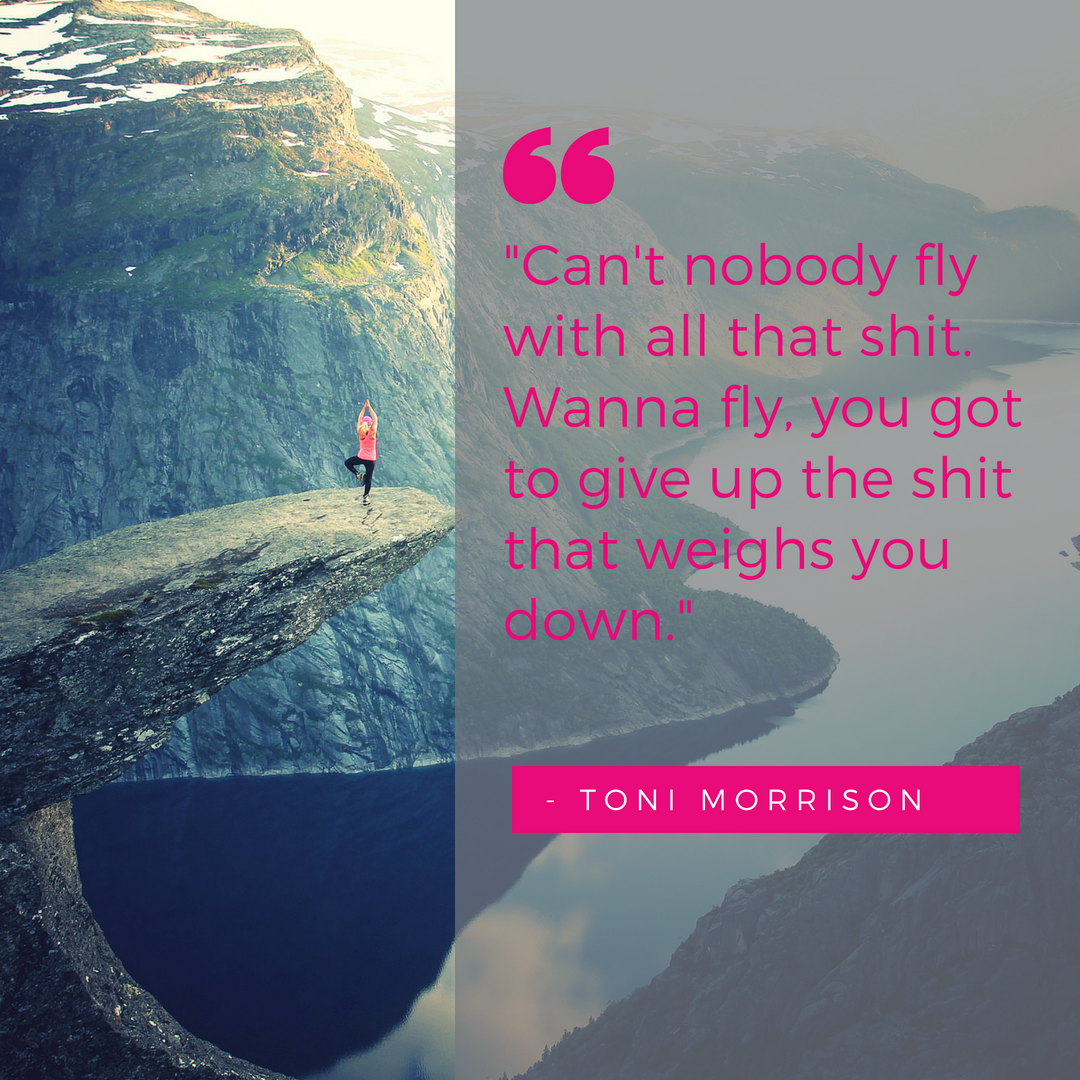 Writing Inspiration _ Toni Morrison